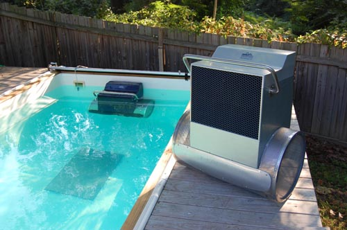 Endless Pools Fastlane Swimming Machine - Counter Current